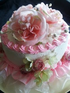 1000 Images About Cakes Decorated With Pp On Pinterest