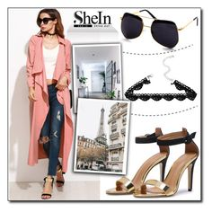 """SheIn"" by melisa-hasic ❤ liked on Polyvore"