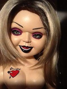 27 best chucky and tiffany doll diy images chucky tiffany dolls
