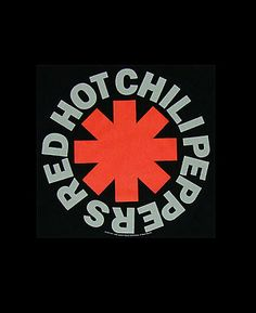 "Often referred to by the band as the ""angel's asshole"", this circular motif was designed by Red Hot Chili Peppers frontman Anthony Kiedis sometime around 1984. Disagree with our choices? You can vote for the best band logos ever."