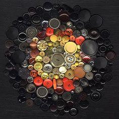 Manualidades con botones