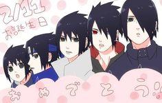 Uchiha Sasuke || Naruto || Naruto Shippuden || Naruto The Last || Naruto Gaiden