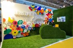 Custom Exhibition Stands - over 10m² :: Decorative Events & Exhibitions