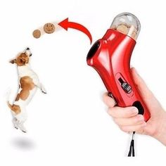 cool Dog or Cat Treat Launcher Pet Snack Treat Launcher Dog Training Tools Red - For Sale Check more at http://shipperscentral.com/wp/product/dog-or-cat-treat-launcher-pet-snack-treat-launcher-dog-training-tools-red-for-sale/