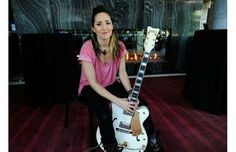 KT Tunstall (b.1975 Edinburgh) Four Top 20 albums and six Top 40 singles in the UK. Mercury Prize nominated in 2005.