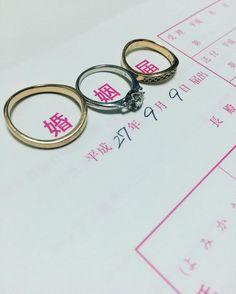 彼から指輪を貰いました♡婚約指輪・結婚指輪を受け取ったら必ず撮りたい『指輪フォト』9パターン*   marry[マリー]