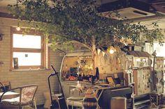 HoHo Myoll is a whimsical, cute, and cozy cafe in Hongdae, Seoul.