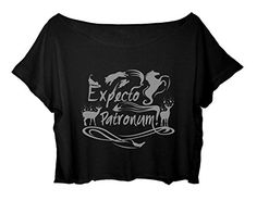 ASA Women's Crop Top Expecto Patronum T-Shirt Harry Potte... http://www.amazon.com/dp/B015Q0NVK4/ref=cm_sw_r_pi_dp_kw3sxb06YWDH3