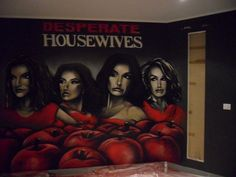 """deco desperate housewives : decoration """"Desperate Housewives"""""""