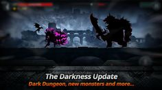 Dark Sword v1.7.0 (Mod Gold/Souls/Keys/Stamina/1 Lvl)   Dark Sword v1.7.0 (Mod Gold/Souls/Keys/Stamina/1 Lvl)Requirements:4.1 Overview:All I remember is that night... The dark dragon has closed the gate to the sun. And light vanished. All living creatures became dark... Only carrying what's left behind... the eternal pain.  In the darkness that has lost light True dark action begins.   Side scrolling hack and slash RPG  Stylish dark fantasy graphics  System for farming and strengthening…