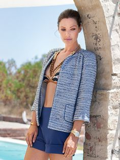 Lots of things to create with burda patterns, try this jacket with one of the lovely wools at Fabrics & Fabrics!