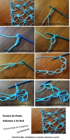 Solomon's knot ~ also known as the Lover's Knot. There's (2) other nice…