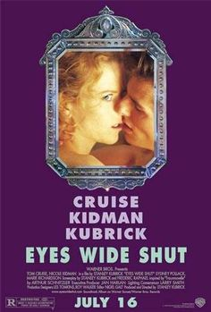 Eyes Wide Shut, Stanley Kubrick, reading club discussion...