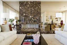 Decoração de interiores Apartamento Pacaembu - Decoradora Marilia Veiga