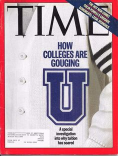 TIME MAGAZINE MARCH 17 1997 3/17/97 HOW COLLEGES ARE GOUGING Colin Powell