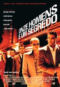 Um filme de Steven Soderbergh com George Clooney, Brad Pitt : Danny Ocean (George Clooney) é um homem de ação. Apenas 24 horas após deixar a penitenciária de Nova Jersey ele já está pondo em prática seu mais novo plano: assaltar três cassinos de Las Vegas em apen...