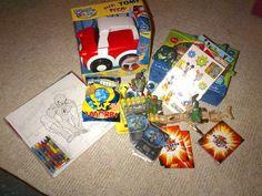 Boys toys job lot mixed items incl Bakugan Thundercats Ben 10 Morbs Spiderman
