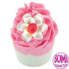 Twisted Pink Bath Mallow - Bomb Cosmetics | Birstall