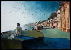 The World's most recently posted photos of orientaliste and peintre - Flickr Hive Mind peinture d Algérie enregistré par adel Hafsi