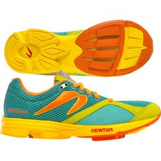 c5ebee8c3f34e Distance Running Shoe - Womens. So fun! Remind me of Nemo for some reason