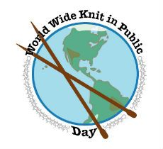 World Wide Knit in Public Day Date: Saturday, June 14, 2014 Time: 9-12 AM