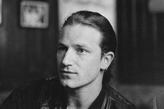 "Bono, circa 1987 ""What more in the name of love? Adam Clayton, U2 Achtung Baby, Rock And Roll, U2 Songs, Paul Hewson, Alternative Rock, Bono U2, Nobel Peace Prize, Secret Crush"