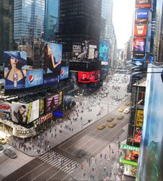 Image 3 of 8 from gallery of Snohetta Makes Times Square Permanently Pedestrian. Photograph by Snøhetta Times Square, Metropolis Magazine, Phase One, Amazing Transformations, Digital Signage, Future City, Urban Planning, Pedestrian, Make Time