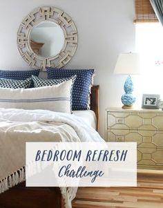 Bedroom Refresh Challenge