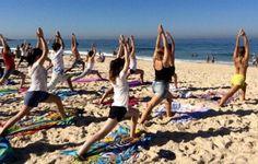 Eventos celebram o Dia Internacional da Yoga