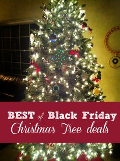 best christmas tree deals black friday 2013 - Black Friday Christmas Tree Sale