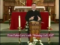 ▶ To be a Christian- Fr Larry Richards - YouTube