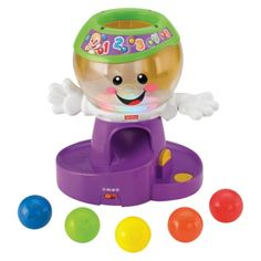 Fisher-Price® Laugh&Learn™ Count and Color Gumball Machine