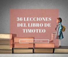 36 Clases Bíblicas Para Escuela Dominical: Niños de 8 a 12 años