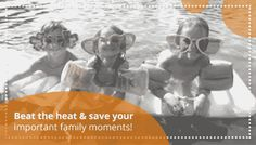 Chill out this summer after a long day outside in the sun. Beat the heat with 35% Off from YesVideo. Offer expires 7/1/14. Promo code: SUMMER35