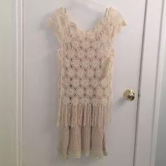 THE HANGER dress. Australian brand. NEW!! Never worn Fully lined Sydney beach style dress. Brandy Melville Dresses Mini