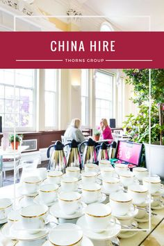 Whether you are looking for chinaware for large scale events or family occasions we can assist with your requirements. We carry huge volumes of white plain china and also have many bespoke ranges that are suitable for fine dining, canapes and special occasions. We are confident that you will find a range amongst our great selection which will be suitable for your event.
