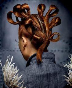 20 peinados extravagantes que no sabias que existian 1