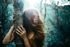 The Lost Girl | Pt. 2 - Pinned by Mak Khalaf She ran as long and as far as she could. But after a while she was out of breath and forestdecided to stay in the forest.. Fine Art ConceptConceptualIcelandLegendStory by djo_mehran