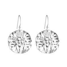 Ravi Etched Earrings - Nicole Fendel Jewellery