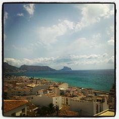 Felices vacaciones en #Altea ¡Gracias @elronco por la foto! #enjoyaltea