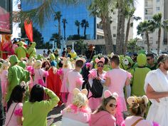 Carnival 2013 in Cyprus