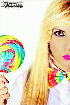 me . colorfull . candy . photoshooting . colors