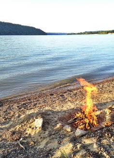 I went camping on 18 Mile Island, a swath of land in the Ohio River near Louisville, Ky. Beautiful views. A campfire. A rope swing. Post includes pics!