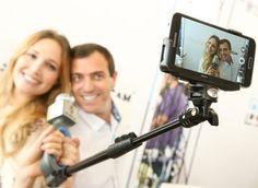 SoloCam Il bastone selfie con microfono integrato