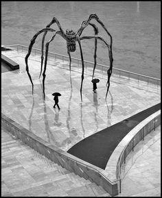 Louise Bourgeois, Bilbao,museo Guggenheim España (Spain)