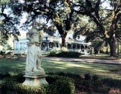 Myrtles Plantation  Reports of multiple murders on the property have been investigated, concluding that only one (the murder of William Winter) is actually on record. Rumor has it that the plantation is built on top of an ancient Tunica Indian burial ground. The home's most famous ghost, a former slave named Chloe, still wanders the property.
