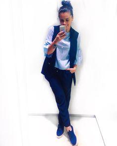 """228 curtidas, 39 comentários - Kika Spricigo Personal Stylist (@kikaspricigo) no Instagram: """"Look confortável não combina com trabalho? Reveja suas ideias de #officelook more!! Bora criar um…"""""""