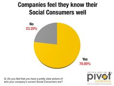 Most companies believe they know their social customers well.