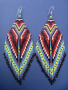 earrings, these look like a shawl