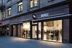 Brauneis - Frankfurt am Main (DE)  HEIKAUS – Viel mehr als Ladenbau